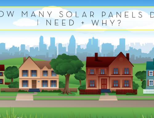 How Many Solar Panels Do I Need and Why?
