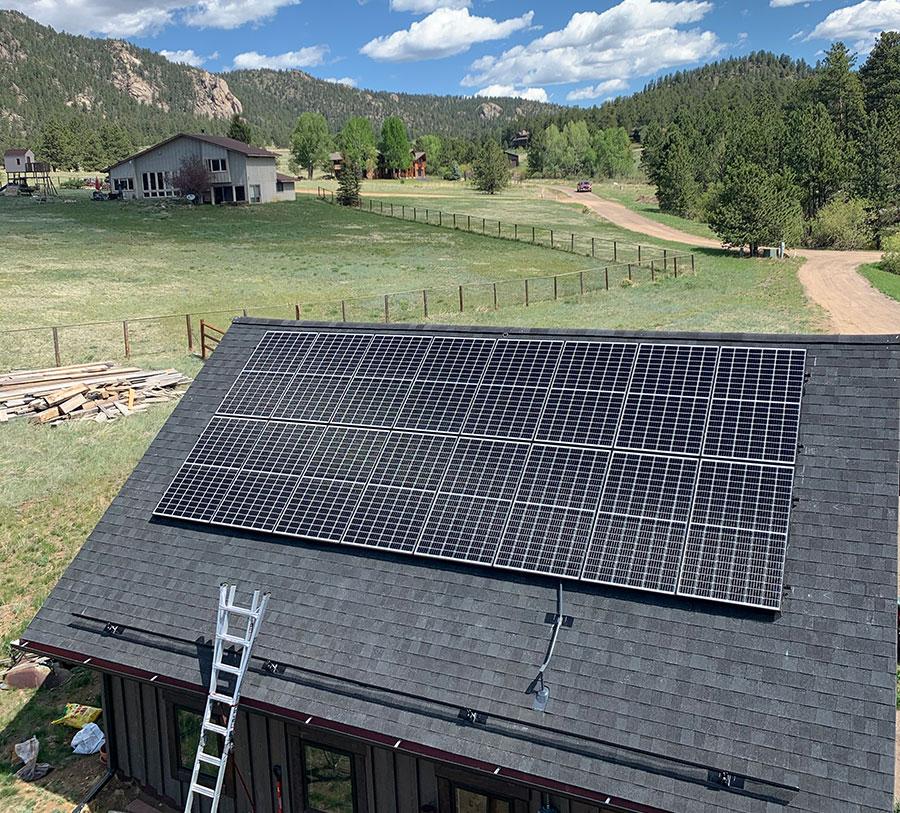 Solar Denver Colorado