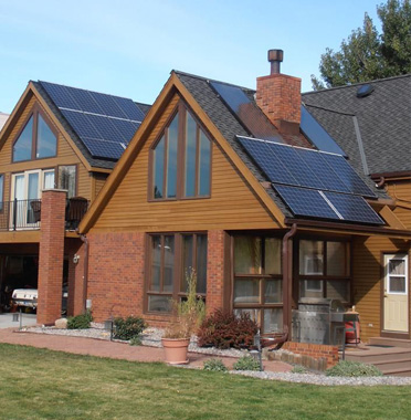 Solar Panels Boulder CO
